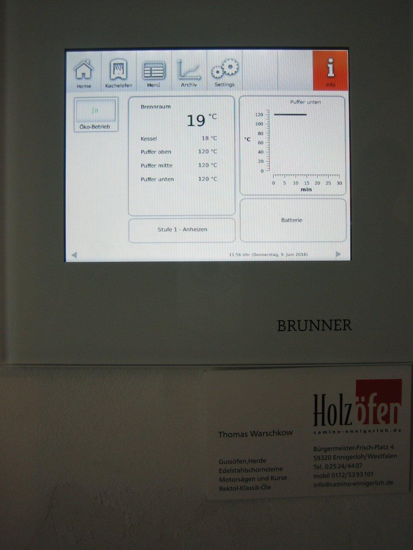 Brunner Systemkamine