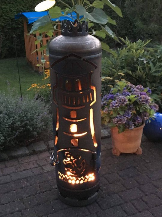 Outdoor Feuerstellen