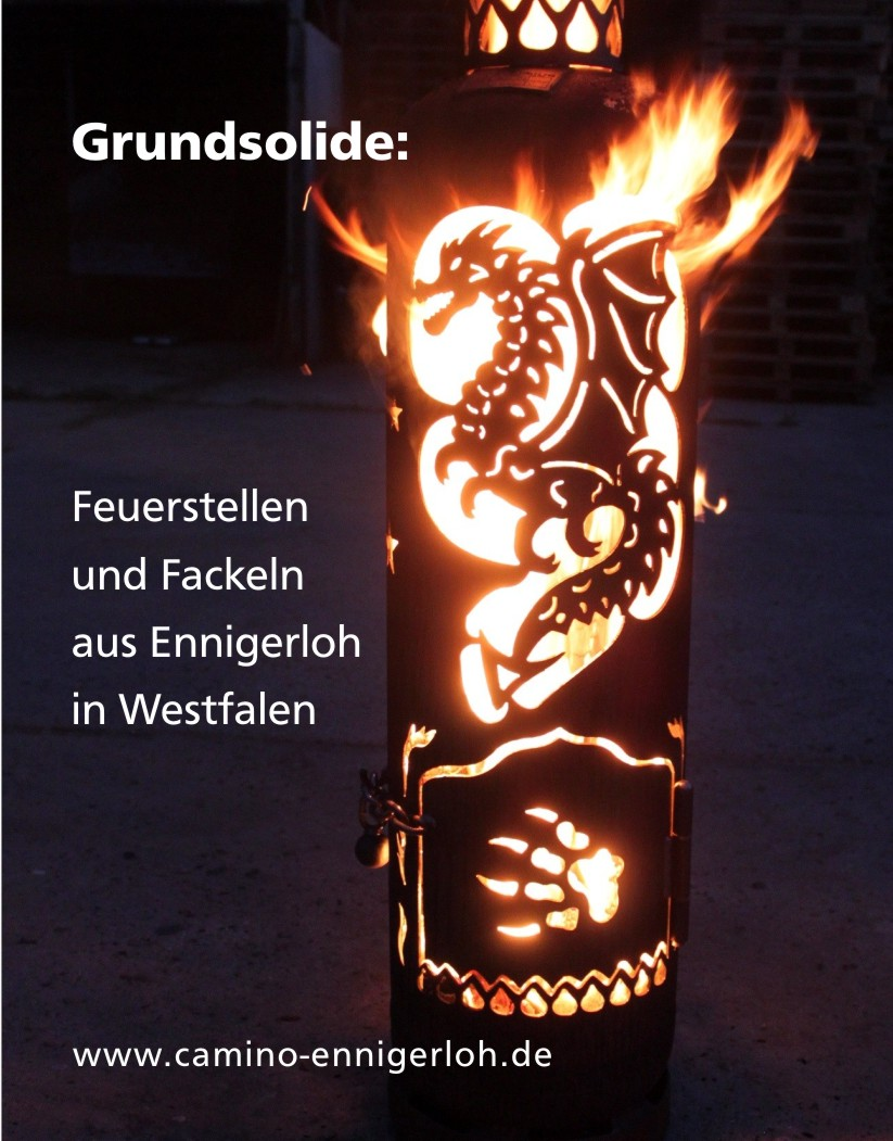 Outdoor Feuerstellen