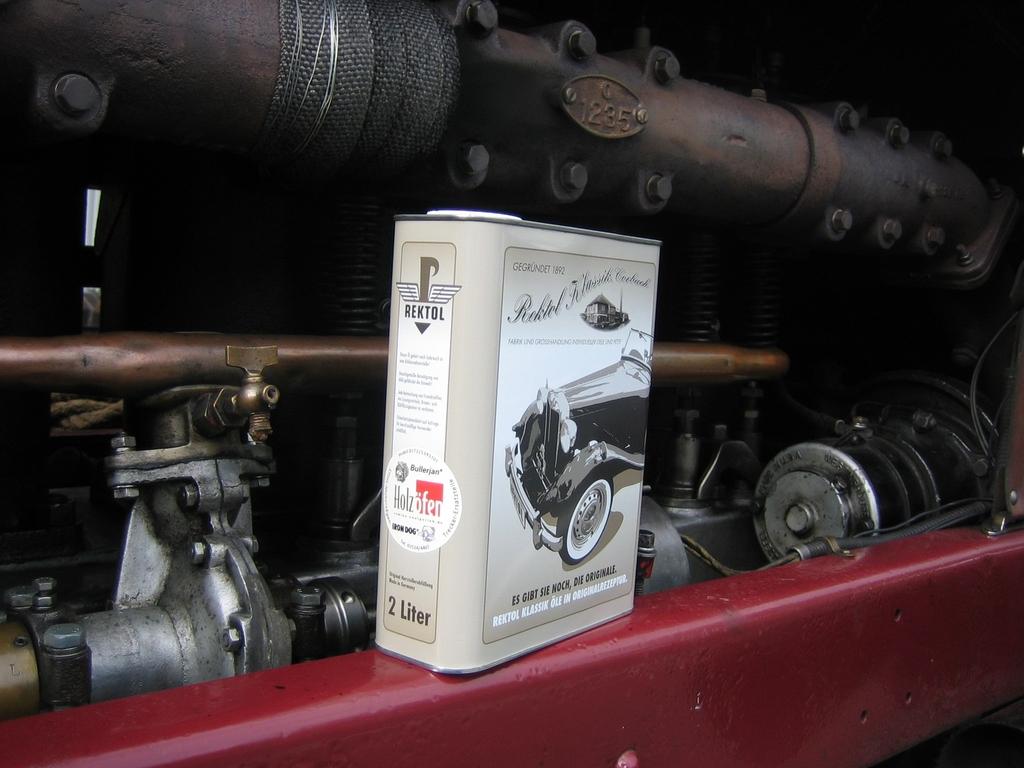 Rektol Klassik Motoröle