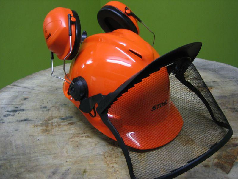 Stihl Waldarbeiter Helm Spezial