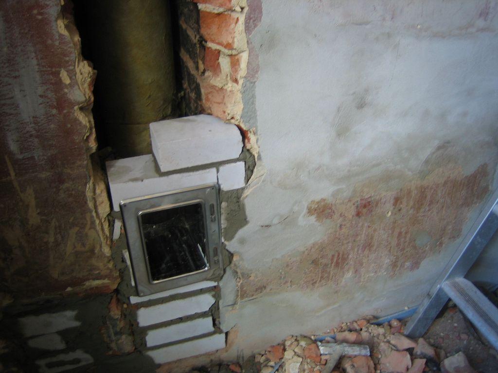 Schornstein- und Kaminsanierung