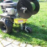 Kabelverlegemaschine für Rasenmäherroboter