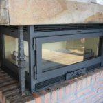Kaminofen Kassette von BK Ofenbau