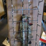Grilltonne - Fischbrett