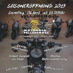 Saisioneröffnung 2019 bei Mottorrad Tellenbrock