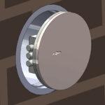 Wandsafe 140 mm Durchmesser
